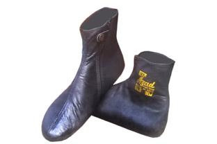 Leather Socks Image